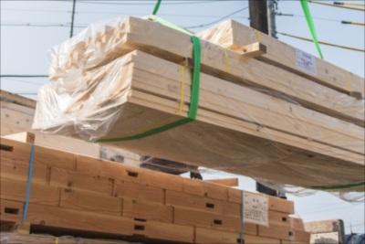 木造住宅一棟を建築するのに木材が占める割合とは?